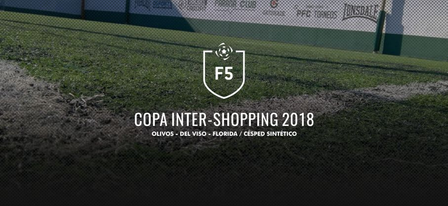 F5 Copa Inter-Shopping 2018